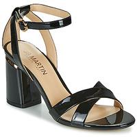 Schoenen Dames Sandalen / Open schoenen JB Martin KIMOE Zwart