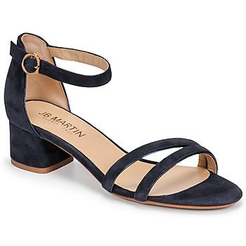Schoenen Dames Sandalen / Open schoenen JB Martin MACABO Zwart
