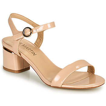 Schoenen Dames Sandalen / Open schoenen JB Martin MALINA E20 Poudré
