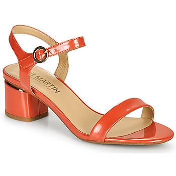 Schoenen Dames Sandalen / Open schoenen JB Martin MALINA Corail