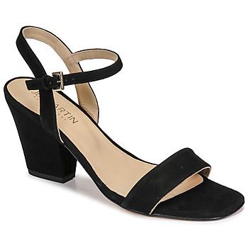 Schoenen Dames Sandalen / Open schoenen JB Martin NORI Zwart