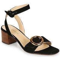 Schoenen Dames Sandalen / Open schoenen JB Martin OLAK Zwart