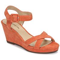 Schoenen Dames Sandalen / Open schoenen JB Martin QUERIDA Papaye