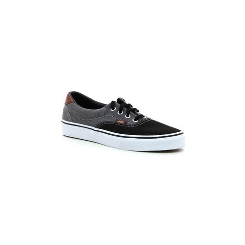 Schoenen Lage sneakers Vans U Era 59 canvas/chambrey black