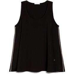 Textiel Dames Tops / Blousjes NeroGiardini E062790D Zwart