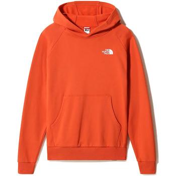 Textiel Heren Sweaters / Sweatshirts The North Face NF0A2ZWU Oranje