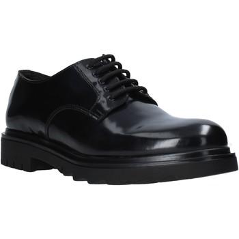 Schoenen Heren Derby Exton 608 Zwart
