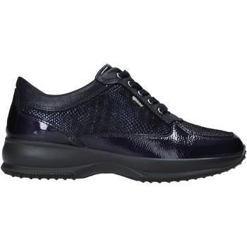 Schoenen Dames Lage sneakers IgI&CO 6163722 Blauw