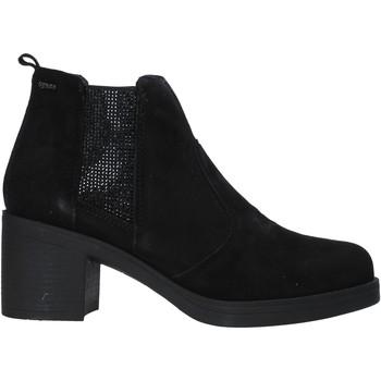 Schoenen Dames Laarzen IgI&CO 6152311 Zwart