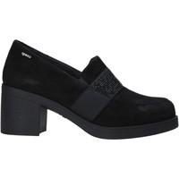 Schoenen Dames Espadrilles IgI&CO 6152111 Zwart