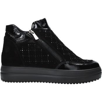 Schoenen Dames Laarzen IgI&CO 6155800 Zwart