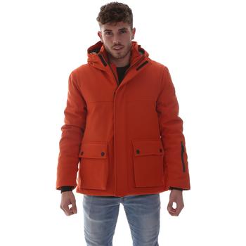 Textiel Heren Parka jassen Invicta 4431701/U Oranje