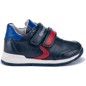 Schoenen Kinderen Lage sneakers Lumberjack SB65111 004 B01 Blauw