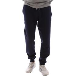 Textiel Heren Trainingsbroeken Key Up 2F37I 0001 Blauw