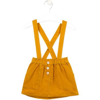 Textiel Meisjes Rokken Losan 026-7027AL Geel