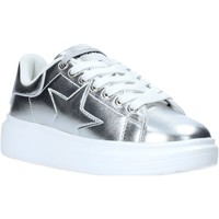 Schoenen Dames Sneakers Shop Art SA030008 Zilver