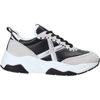 Schoenen Dames Lage sneakers Munich 8770046 Zwart