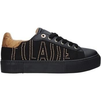 Schoenen Kinderen Lage sneakers Alviero Martini 0687 0208 Zwart