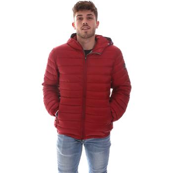 Textiel Heren Dons gevoerde jassen Navigare NV67073 Rood