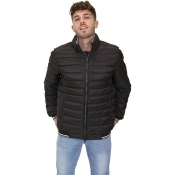 Textiel Heren Dons gevoerde jassen Navigare NV67074 Zwart