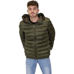 Textiel Heren Dons gevoerde jassen Invicta 4431699/U Groen