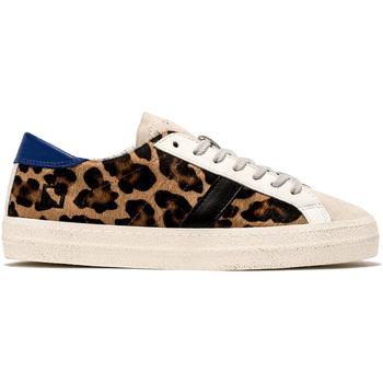 Schoenen Dames Lage sneakers Date W331-HL-PN-LA Groen