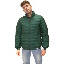 Textiel Heren Dons gevoerde jassen Navigare NV67074 Groen