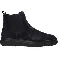 Schoenen Heren Laarzen IgI&CO 6115611 Blauw