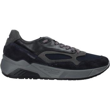 Schoenen Heren Lage sneakers IgI&CO 6142511 Blauw