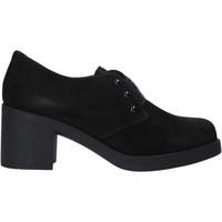 Schoenen Dames Derby IgI&CO 6152211 Zwart