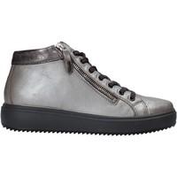 Schoenen Dames Hoge sneakers IgI&CO 6162122 Grijs