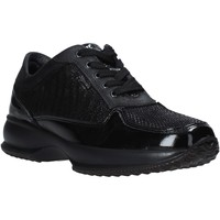 Schoenen Dames Lage sneakers IgI&CO 6163700 Zwart