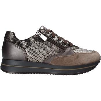 Schoenen Dames Lage sneakers IgI&CO 6165011 Grijs