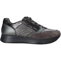 Schoenen Dames Lage sneakers IgI&CO 6165022 Grijs