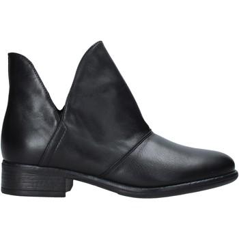 Schoenen Dames Enkellaarzen IgI&CO 6184600 Zwart