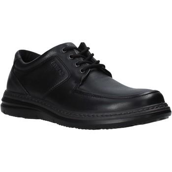 Schoenen Heren Derby Enval 6209300 Zwart