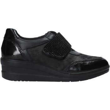 Schoenen Dames Instappers Enval 6278100 Zwart