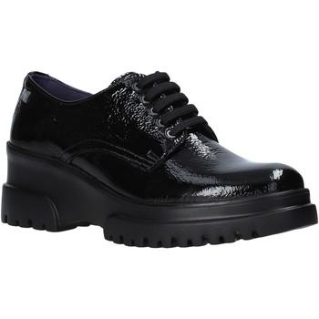 Schoenen Dames Derby CallagHan 27201 Zwart