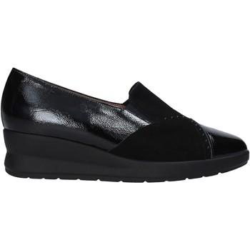Schoenen Dames Mocassins Soffice Sogno I20602 Zwart