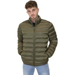 Textiel Heren Dons gevoerde jassen Invicta 4431700/U Groen