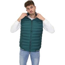 Textiel Heren Dons gevoerde jassen Navigare NV66017 Groen