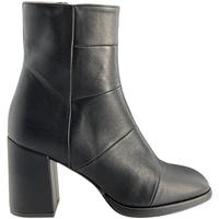 Schoenen Dames Enkellaarzen Grace Shoes REY001 Zwart