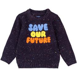 Textiel Kinderen Truien Losan 025-5001AL Blauw