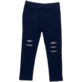 Textiel Meisjes Leggings Losan 026-6008AL Blauw