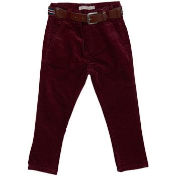 Textiel Kinderen Chino's Losan 027-9791AL Rood