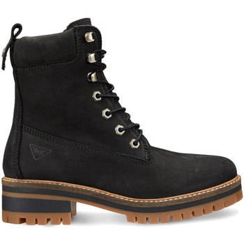 Schoenen Dames Laarzen Docksteps DSW103602 Zwart