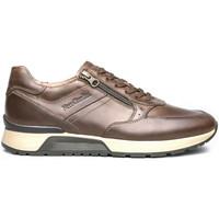 Schoenen Heren Lage sneakers NeroGiardini I001723U Bruin