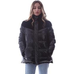 Textiel Dames Dons gevoerde jassen Invicta 4432435/D Zwart