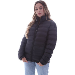 Textiel Dames Dons gevoerde jassen Invicta 4431720/D Zwart