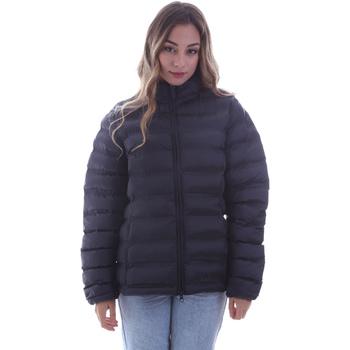 Textiel Dames Dons gevoerde jassen Invicta 4431720/D Blauw